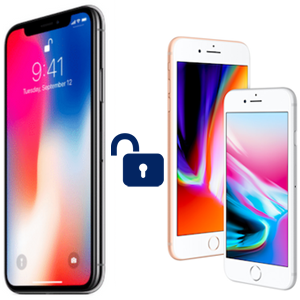 Smart phone, iPhone Unlocking
